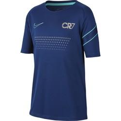 Maillot entraînement junior CR7 bleu 2019/20