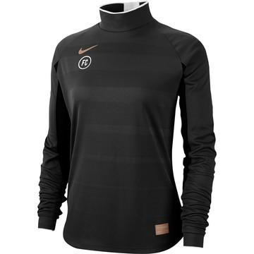 Sweat col montant Femme Nike F.C. noir 2019/20