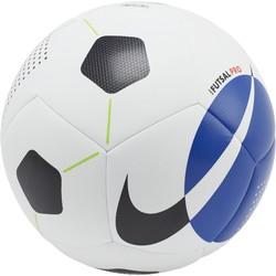 Ballon Nike Futsal Pro bleu blanc 2019/20