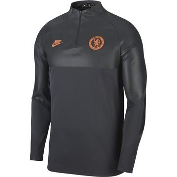 Sweat zippé Chelsea VaporKnit Strike noir 2019/20