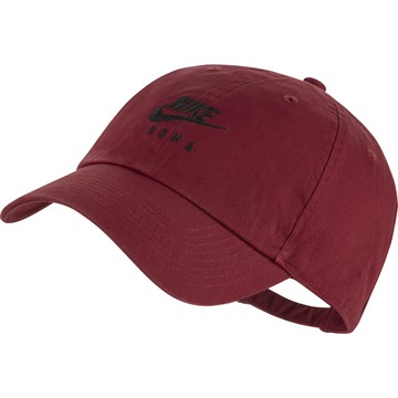 Casquette AS Roma rouge 2019/20