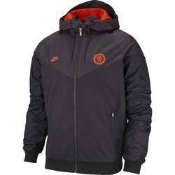Coupe vent Chelsea noir orange 2019/20