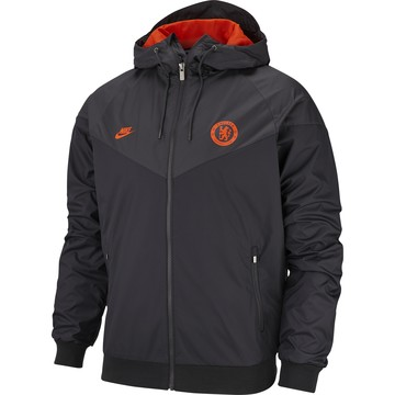 Coupe vent Chelsea noir orange 2019/20