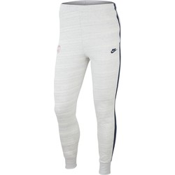 Pantalon survêtement PSG GFA Fleece blanc 2019/20