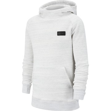 Sweat à capuche junior PSG GFA Fleece blanc bleu 2019/20