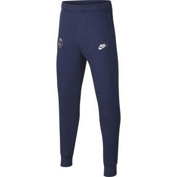 Pantalon survêtement junior PSG GFA Fleece bleu 2019/20