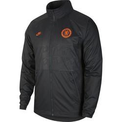 Coupe vent imperméable Chelsea noir orange 2019/20