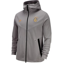 Veste survêtement Galatasaray TechFleece gris 2019/20