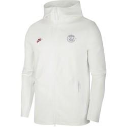 Veste survêtement PSG Tech Fleece blanc 2019/20