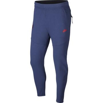 Pantalon survêtement PSG Tech Fleece bleu 2019/20