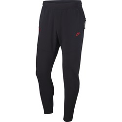Pantalon survêtement AS Roma Tech Fleece noir 2019/20