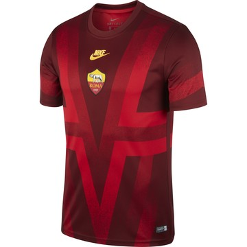 Maillot entraînement AS Roma graphic rouge 2019/20