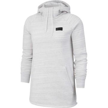 Sweat à capuche Femme PSG GFA Fleece blanc bleu 2019/20