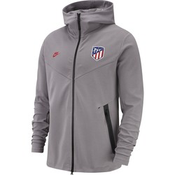 Veste survêtement Atlético Madrid Tech Fleece gris 2019/20