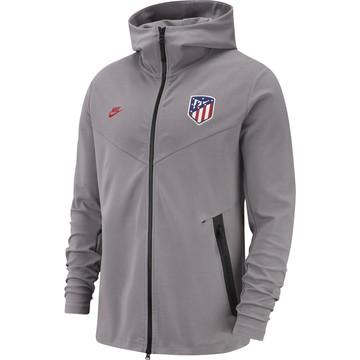 Veste survêtement Atlético Madrid Tech Fleece gris 2019/20
