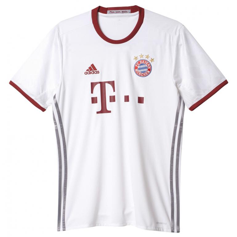 Maillot Ligue des Champions Bayern Munich 2016 - 2017