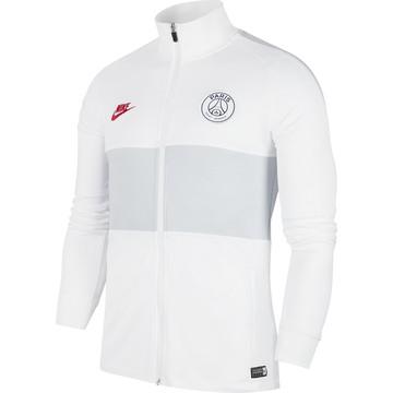 Veste survêtement PSG blanc 2019/20