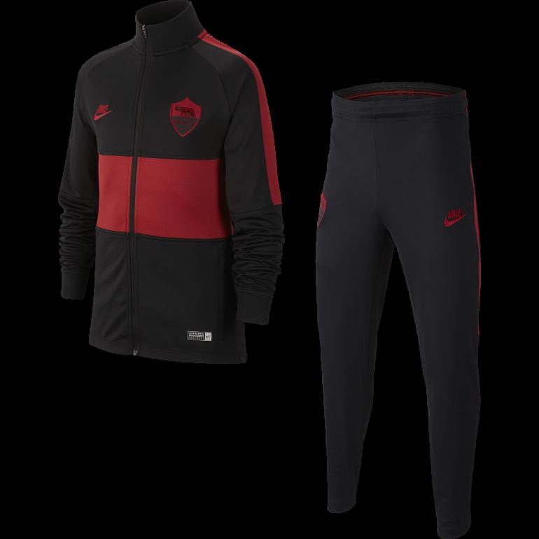 Ensemble survêtement junior AS Roma noir rouge 2019/20