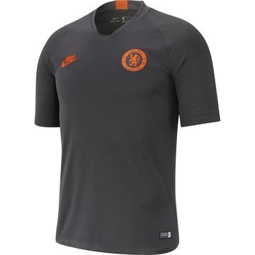 Maillot entraînement Chelsea noir orange 2019/20