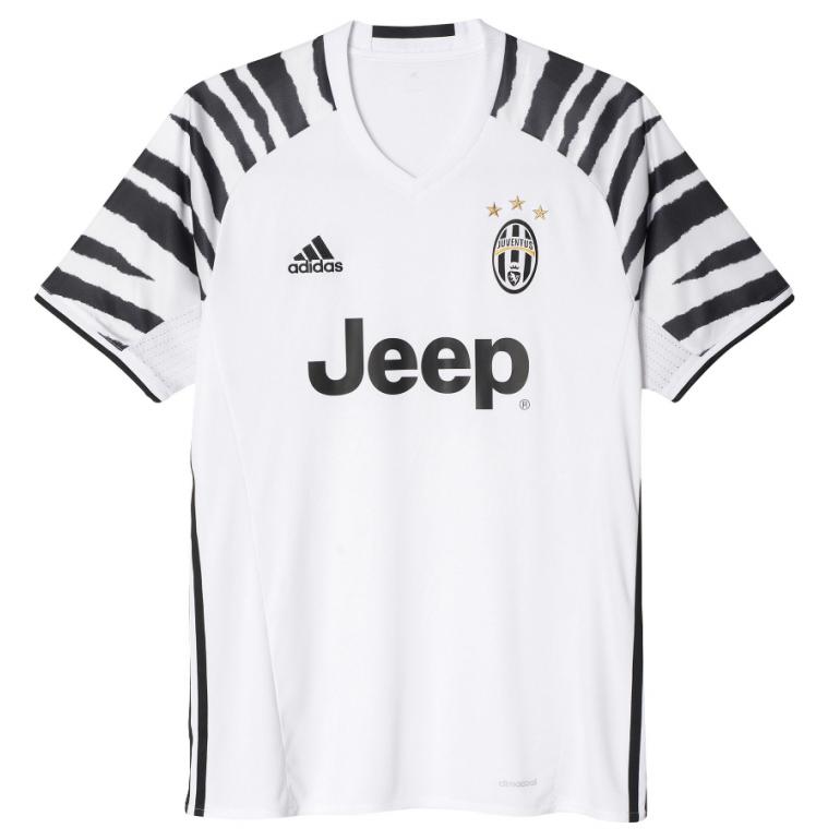 Maillot Third Juventus 2016 - 2017