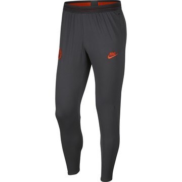 Pantalon survêtement Chelsea noir orange 2019/20