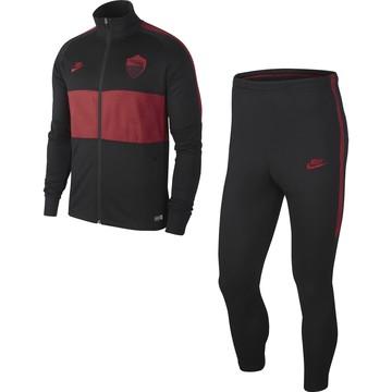 Ensemble survêtement AS Roma noir rouge 2019/20