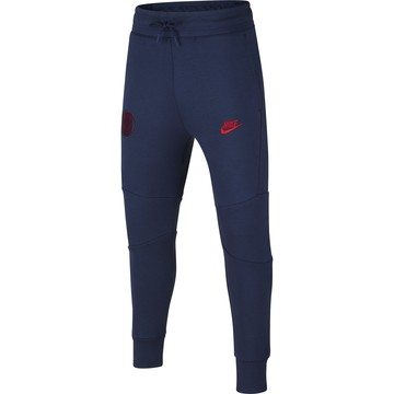 Pantalon survêtement junior PSG Tech Fleece bleu 2019/20