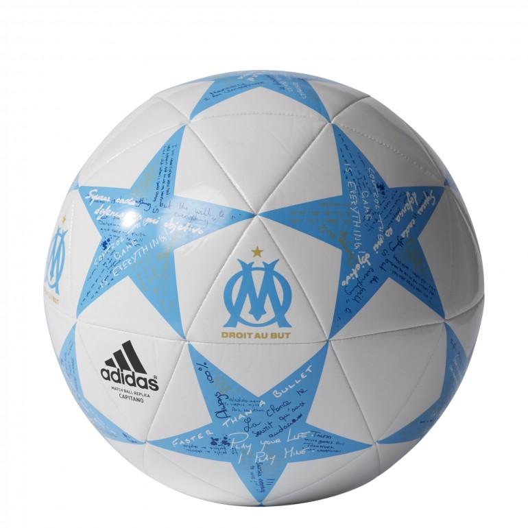 Ballon FINALE 16 OM blanc