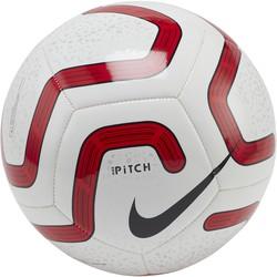 Ballon Nike Premier League Pitch blanc rouge 2019/20