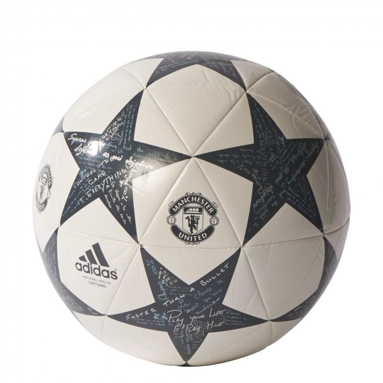 Ballon FINALE 16 Manchester United blanc