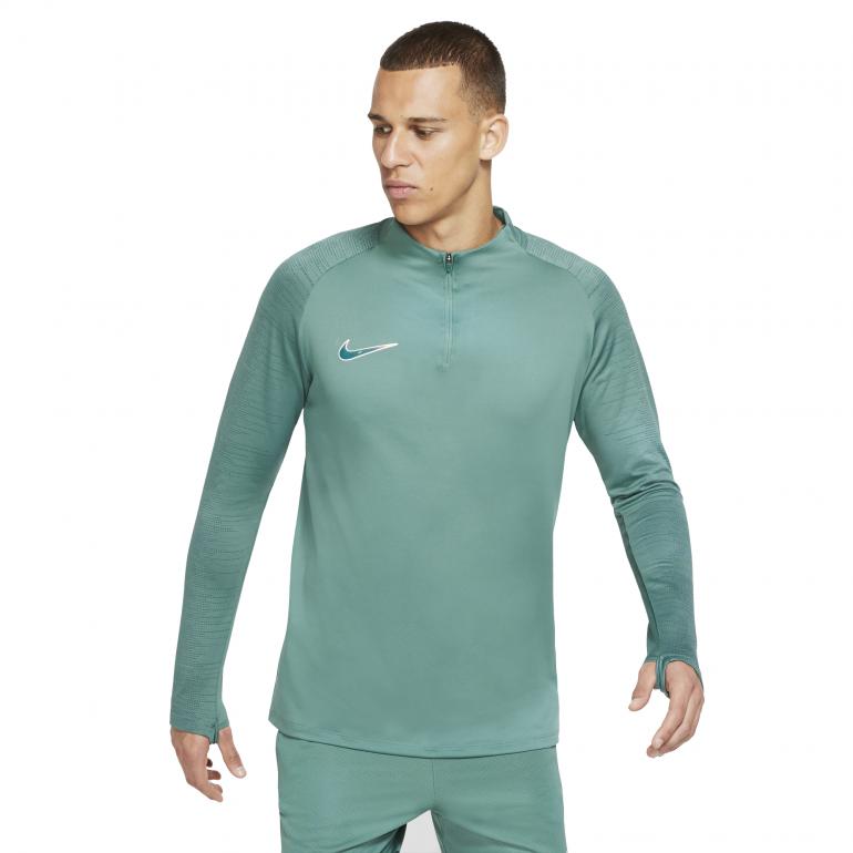 Sweat zippé Nike vert 2019/20