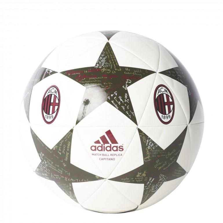 Ballon FINALE 16 AC Milan blanc