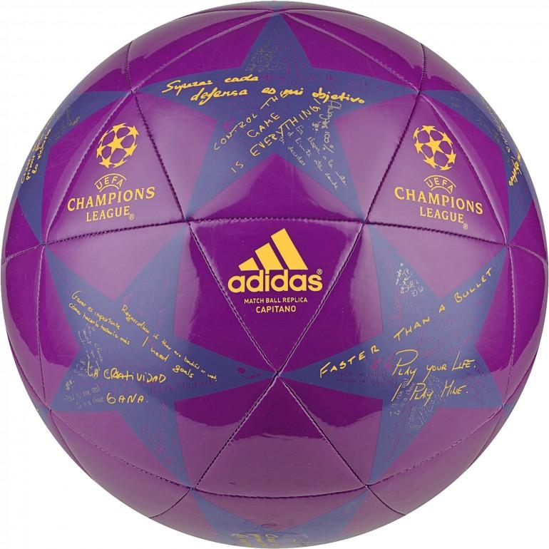 Ballon FINALE 16 violet