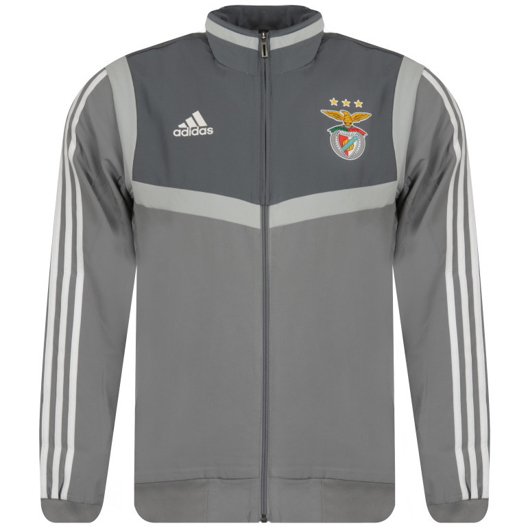 Veste survêtement junior Benfica gris 2019/20