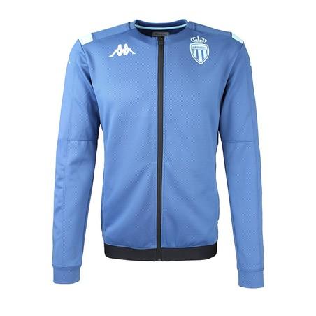 Veste survêtement junior AS Monaco bleu 2019/20