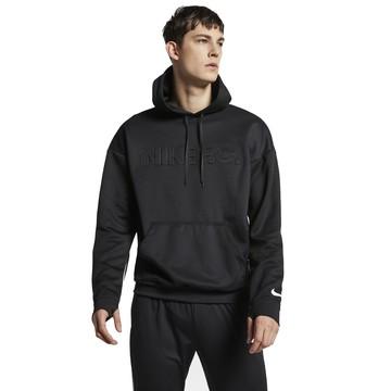 Sweat à capuche Nike F.C noir 2019/20