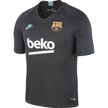 Maillot entraînement FC Barcelone noir vert 2019/20