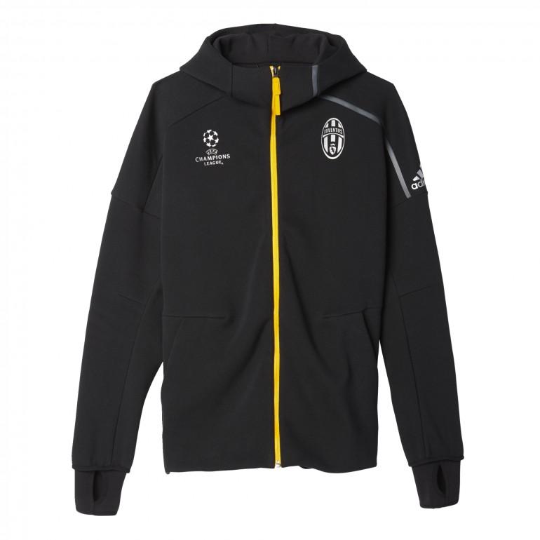 Veste Anthem Juventus noire 2016 - 2017