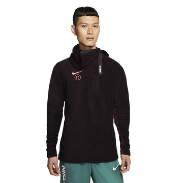 Sweat col montant Nike F.C. rouge 2019/20