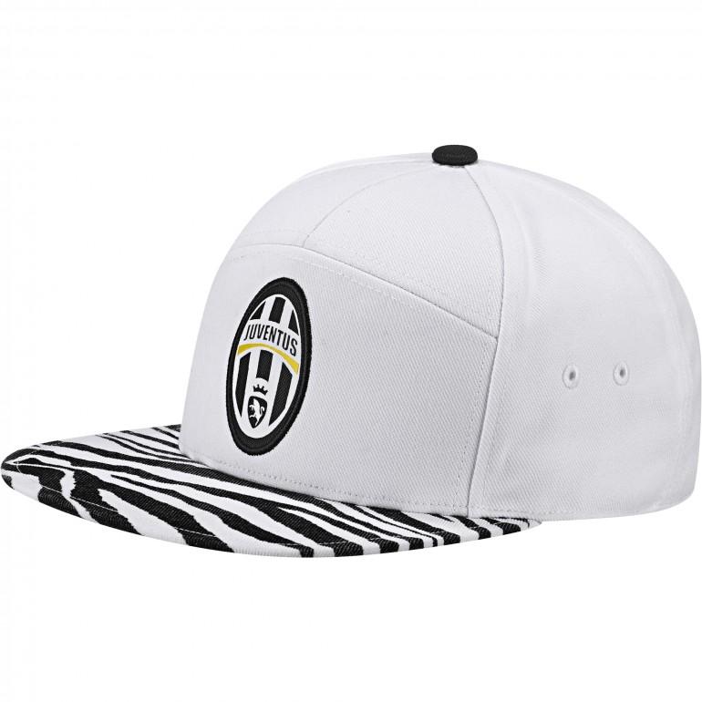 Casquette Juventus Anthem zébrée 2016 - 2017