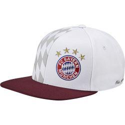 Casquette Flat Bayern Munich blanche 2016 - 2017