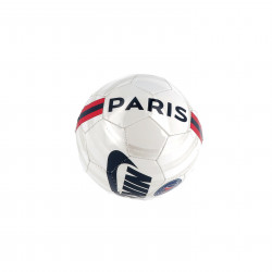 Mini ballon PSG blanc 2019/20