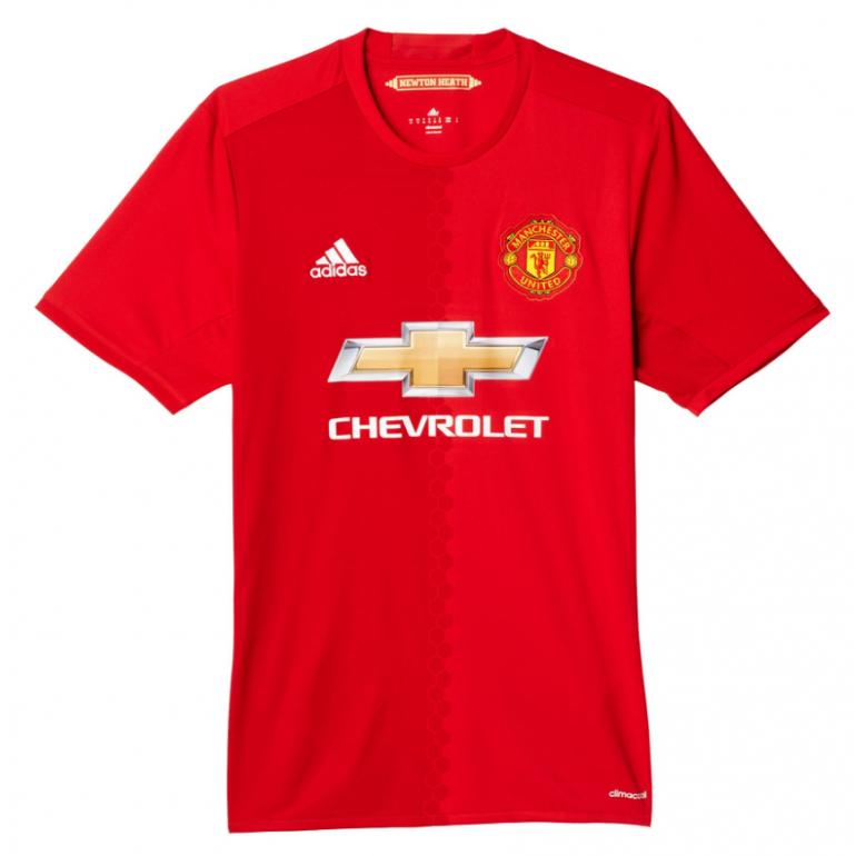 Maillot domicile Manchester United junior 2016 - 2017