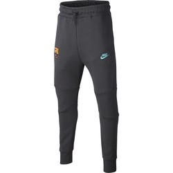 Pantalon survêtement junior FC Barcelone Tech Fleece gris 2019/20