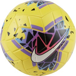 Ballon Nike Strike jaune violet 2019/20