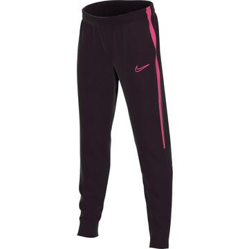 Pantalon survêtement Nike Academy noir rose 2019/20
