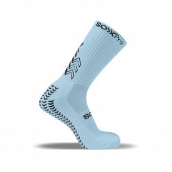Chaussettes SOXPRO Grip & Anti Slip bleu ciel