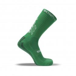 Chaussettes SOXPRO Grip & Anti Slip vert