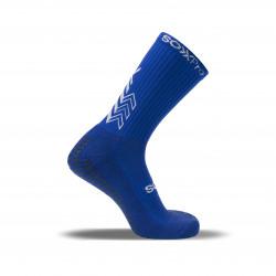 Chaussettes SOXPRO Grip & Anti Slip bleu