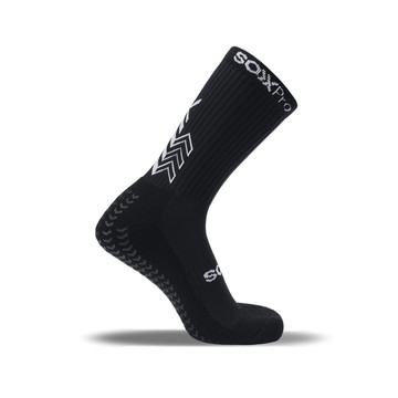 Grip & Anti Slip SOXPRO Socks-Black